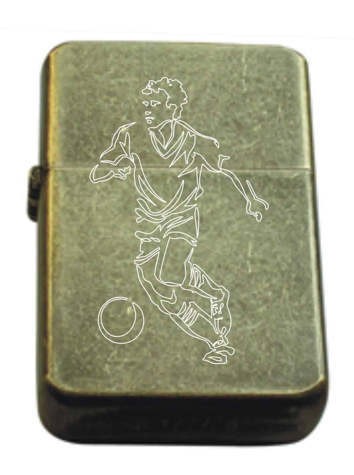 footballer-antique-brass