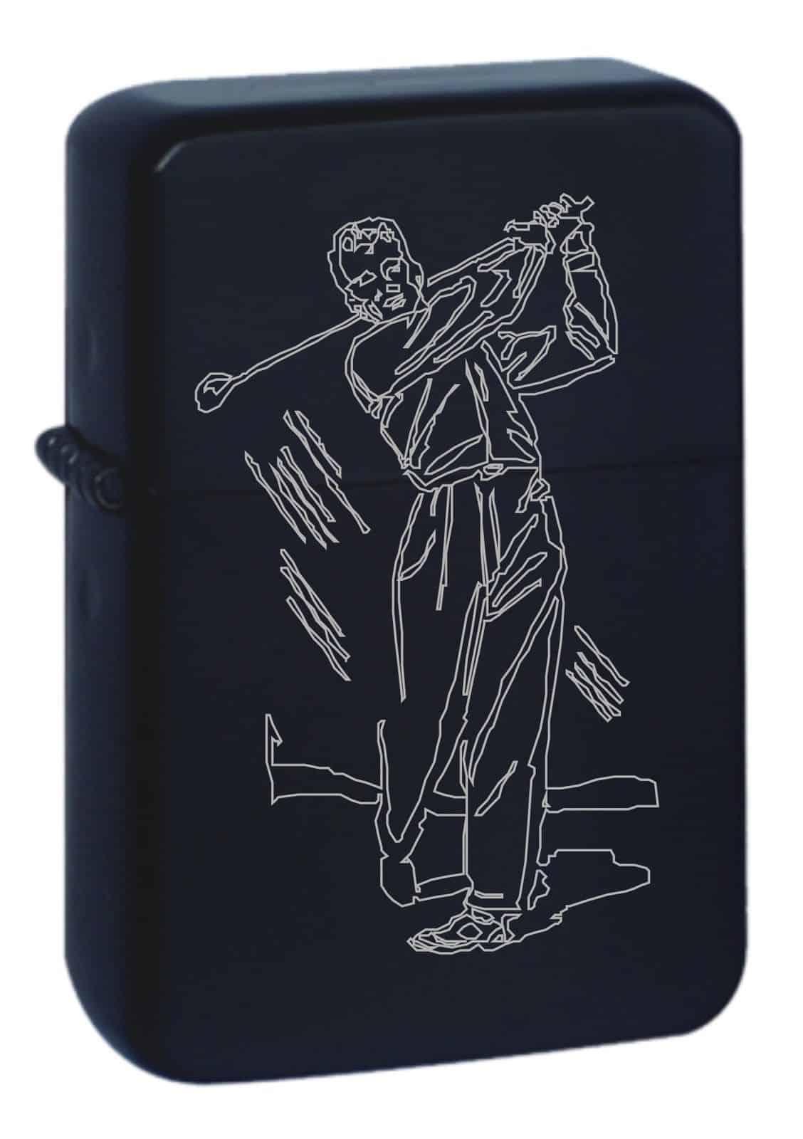 golfer-black-matte