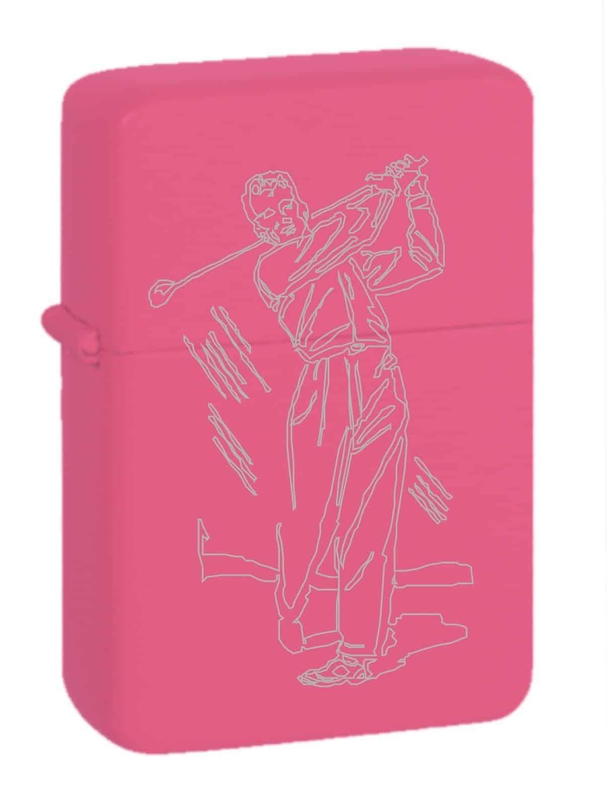 golfer-pink