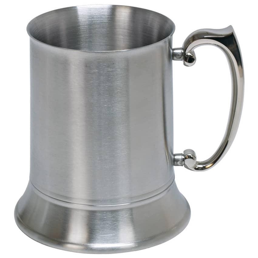 steel-tankard