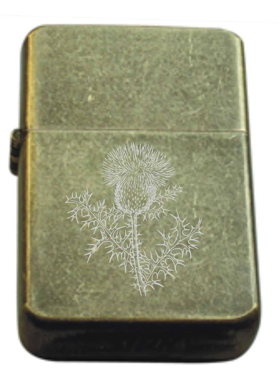 thistle-antique-brass