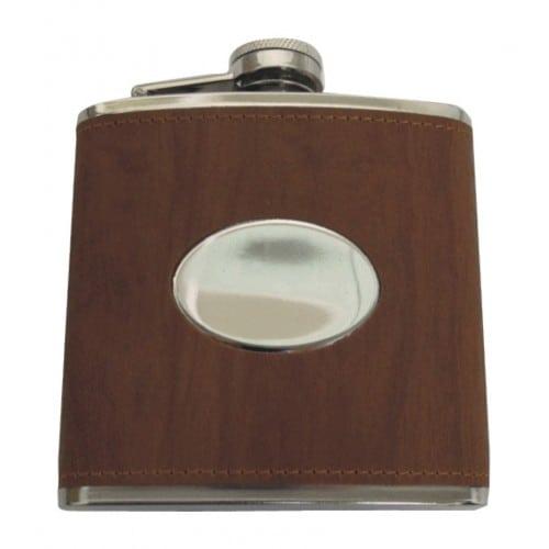 medium wood oval
