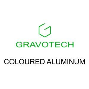 Coloured Aluminum