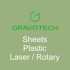 Sheets Plastic Laser / Rotary
